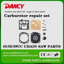 4500 5200 5800 chainsaw parts gasket sets