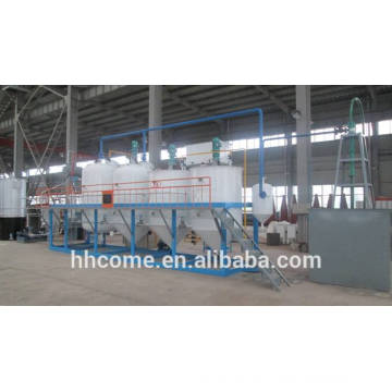Helianthus Annuus Seed Oil Refinery Machine / Helianthus Annuus Seed Oil Refining Machinery