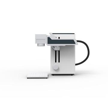 gravador a laser para aço inoxidável