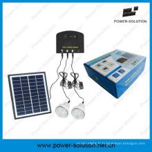 Système solaire Power-Solution avec panneau solaire 4W (PS-K013N)