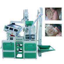 Auto used mini rice milling machine