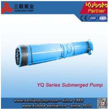 Bomba de lama submersível para águas residuais - Sanlian / Kubota