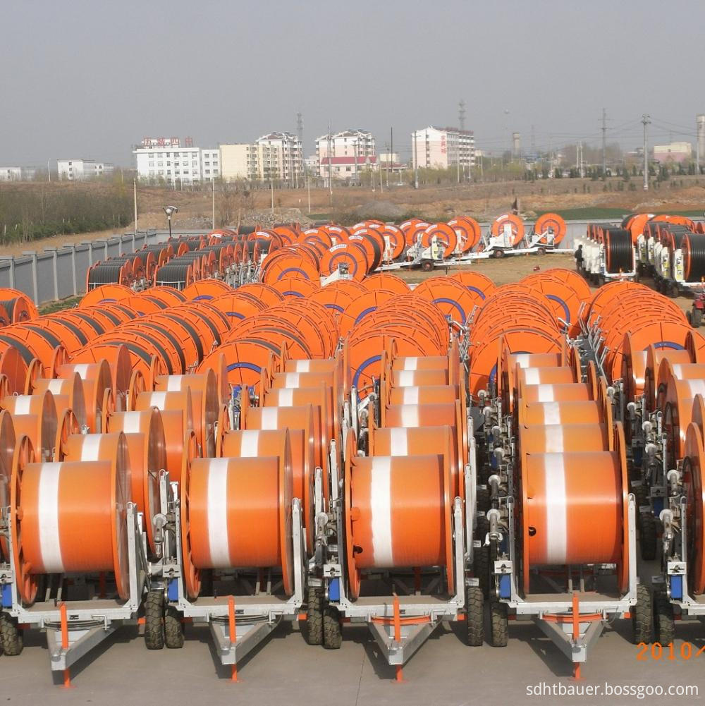 Hose Reel Irrigation Stock