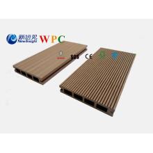 Cubierta de suelo de madera a prueba de agua de 135X25m m WPC impermeabilizada