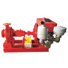 Einzylinder-Fire Fighting Fire Wasserpumpe