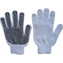 Guantes de látex, guantes de goma recubiertos