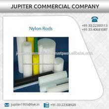 Varillas de nylon ampliamente utilizadas disponibles al mejor precio de mercado