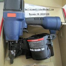 Cn50 Cn55 Cn70 Cn90 Wood Construction Coil Nail Gun Fabricação