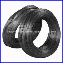 OEM Golden Fournisseur de fil recuit noir (Gauge8 # -38 #