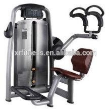 Брюшной хрустит фитнес-оборудование, брюшной тренажеров /силовые тренировки машина