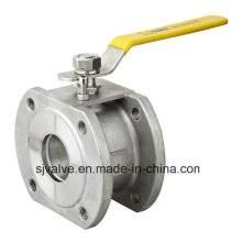 Steel Ball Valve Wafer Type New