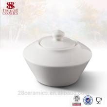 Bols de sucre en porcelaine personnalisés, petits accessoires de vaisselle pour gros