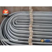 Tubo dúplex en U de acero inoxidable dúplex A789 SAF2205