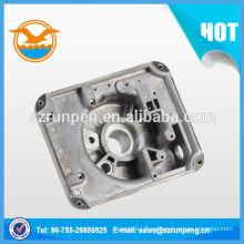 Die Casting Precision Base de aluminio para máquina
