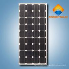 Módulo fotovoltaico solar de silicio monocristalino de 85W-100W