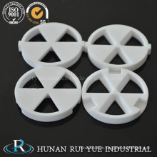 High Purity 90%-95% Alumina Ceramic Disc for Faucet with Surface Polishing