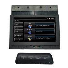 Lecteur DVD de voiture pour Land Rover Discovery Navigation GPS intégrée