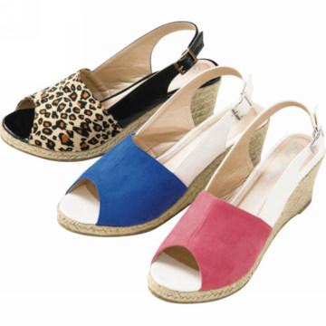 2014 горячей продажи стильный дизайн тапочки Удобные последние дизайн дамы обувь женщин клин тапочки сандалии обувь