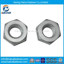 Stock Made in china Stock DIN934 2H 4.8 8.8 Grade Sechskantmutter