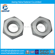 Stock Made in china Stock DIN934 2H 4.8 8.8 Grade Hexagon nut