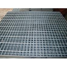 Hot Dipped Galvanized Catwalk Steel Grating
