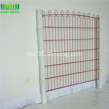 High Quality PVC Coated Decofor Panel Pagar
