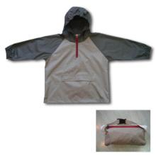 Yj-1116 Veste imperméable à la pluie élégante Rains Coat Raincoat Enfant Garçons Fille
