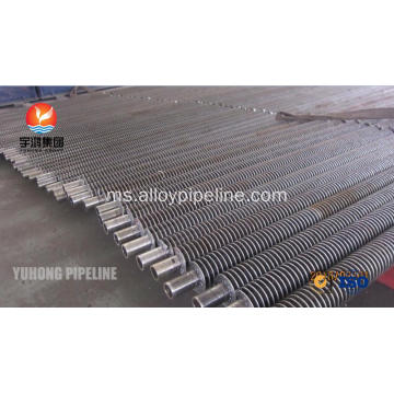 A214 CS Helical Condenser Extruded Fin Tube