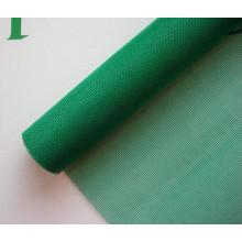 Rede mosquiteira de fibra de vidro / tela para janelas de insetos