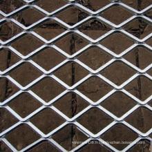 Plaque de métal déployé de type Diamond Hole