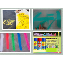 Water Removable Spray Paint / Temporary Spray Paint China (AK-MP1014)