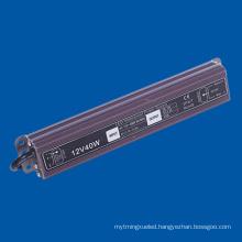 IP67 Waterproof LED Driver 40W DC12V for LED Lamp