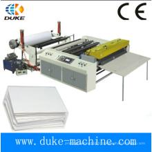 Machine de découpe de papier A4 A3 automatique à une seule bobine automatique pleine longueur 2015 (DKHHJX-1100/1300)