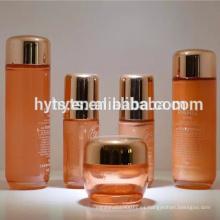 Botella cosmética vacía de cristal de 40ml 100ml 120ml