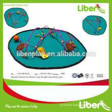 Outdoor playground equipment,playground tube spiral slides