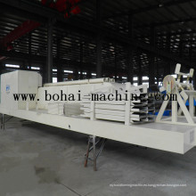 Máquina perfiladora de techo en arco Bh240