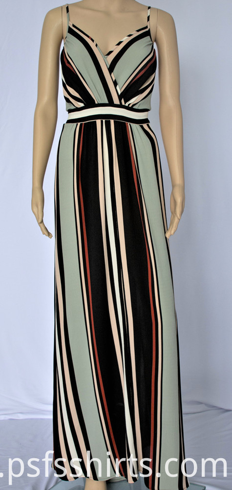 Slim Long Dress