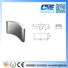 R28xr22X44.8X25mm N35sh Nicuni Bogen Lautsprecher Magnet