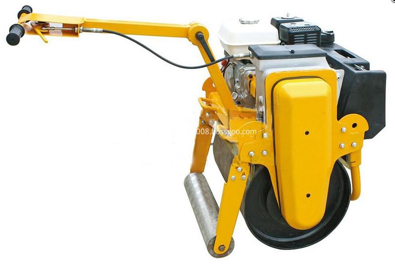 Road Compaction Machine