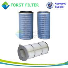 FORST Low Factory Preis Industrielle Lufteinlass Filterpatronen mit hoher Effizienz