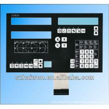 Пользовательский дизайн мембранной клавиатуры