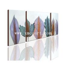 Jardim pintura a óleo sobre tela (New-508)