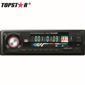 Reproductor de MP3 fijo del coche del panel con el gabinete corto
