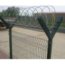 Загородка колючей проволоки бритвы для многих приложений