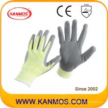 Нейлоновая трикотажная нитриловая трикотажная перчатка для промышленной безопасности (53301NL)