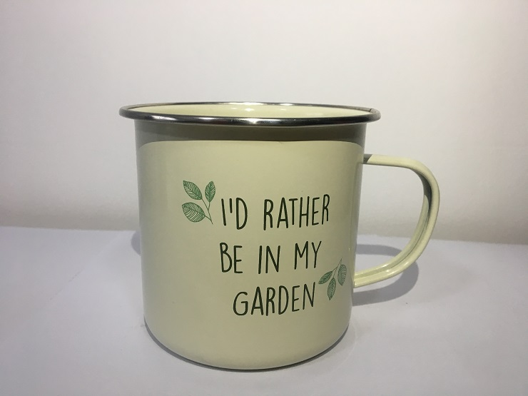 Enamel Mug Go Outdoors
