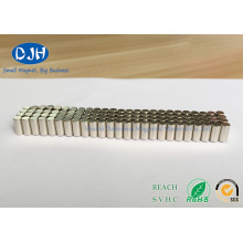 Magnetic Block Toys Neodymium Magnets D4.3*9mm