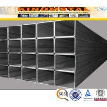 200 X 100 X 10mm Thick En10219 S355j2h Carbon Steel Rectangular Tube