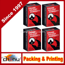 Cangrejos para ajustar la tarjeta de juego de humedad - Paquete de 4 (Vol. 1-2-3-4) (431011)