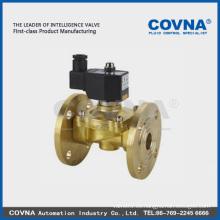 0-16 bar latón 12v dc alta presión válvula solenoide 24v 110v 220v